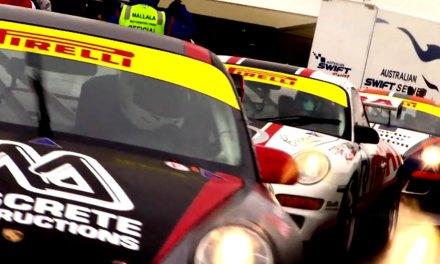 Pirelli fornecedora do Porsche GT3 Cup Challenge
