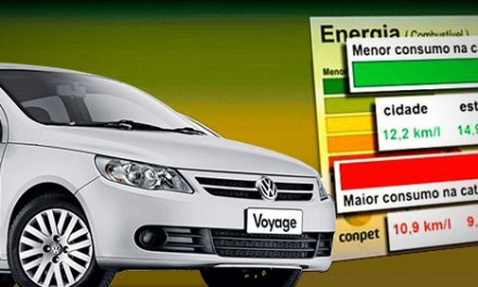 Selo do Inmetro para carros garante economia para o bolso