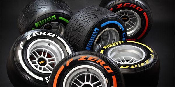 Pirelli fornecerá novos compostos para F1