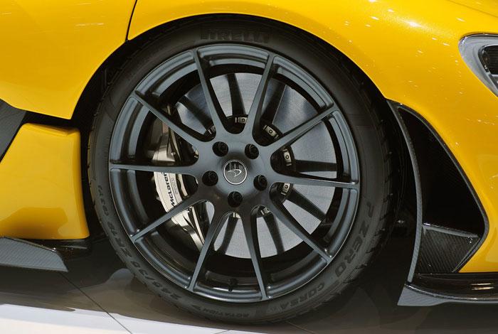 Pirelli lança pneus com laterais exclusivas