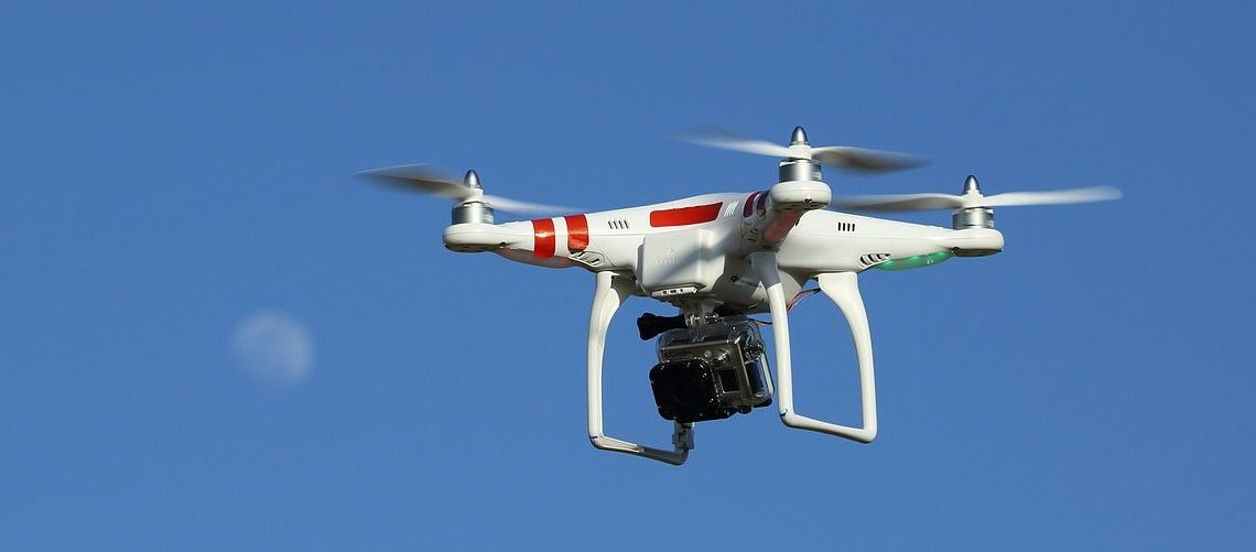 Drones Soar and STMicroelectronics Is Already High Above the Rest