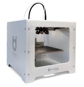 Bicephale, a 3D Printer Based on the STEVAL-3DP001V1 (Click To Enlarge)