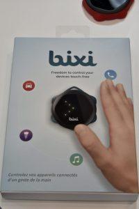 bixi gesture recognition pad