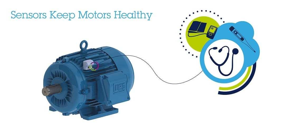 Predictive Maintenance: Sensors Listen to What Motors Say