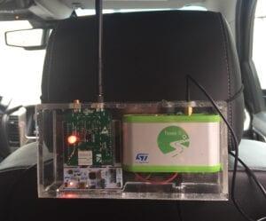 Limo-tracker hardware