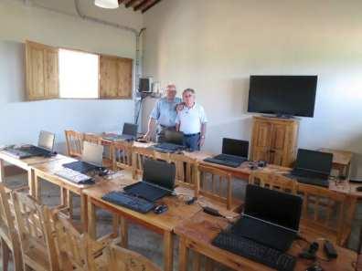 A typical DU Lab