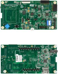 P-L496G-CELL01 and P-L496G-CELL02 Board