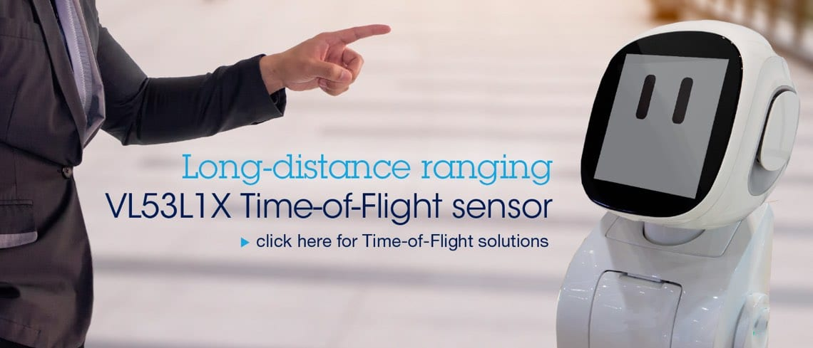 The 3 Success Stories of our Longest Ranging Time-of-Flight Sensor