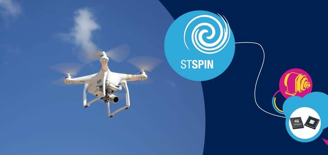STSPIN and drones