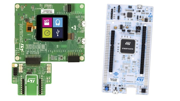 A MOOC to Learn Your Way Around an STM32F7 Discovery Kit