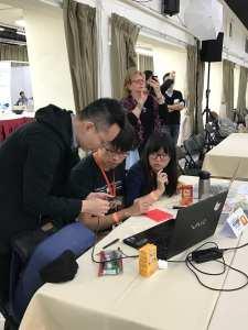 Taiwan Sigfox Hackathon
