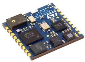 The SensorTile Development Module