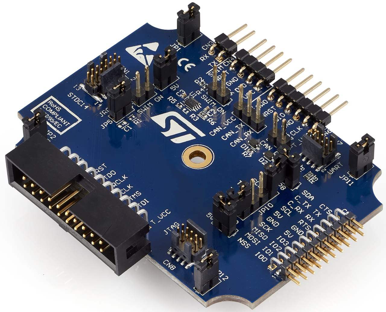 STLINK-V3: 2 Modules and 5 Reasons to Fall in Love with Them