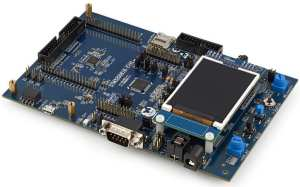 The STM32G081B-EVAL board