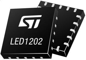 The LED1202 package