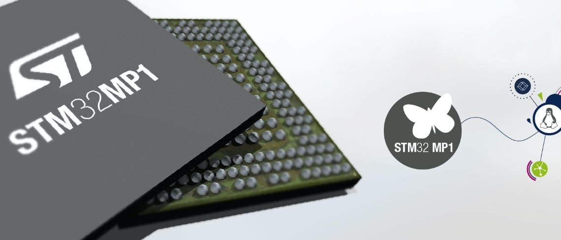 3 New STM32MP1 Modules From bytes at work To Get to Market Faster