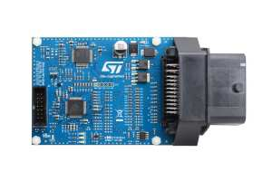 The SPC5-L9177A-K02 reference design