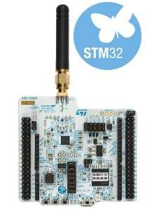 The STM32WL55JC