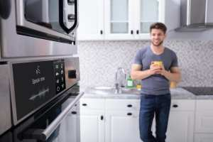 Connecting Home Appliance
