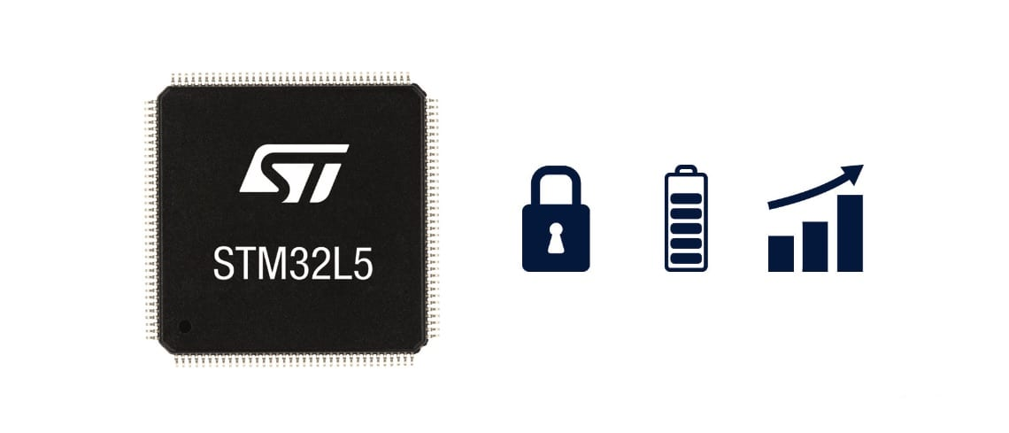 STM32L5: The New Security Flagship with TF-M, TrustZone, and so Much More