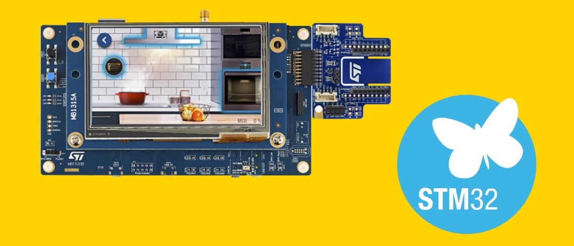 STM32H723, STM32H733, STM32H725, STM32H735, and STM32H730: More Performance in the Right Memory Configuration