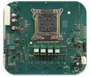 48V direct 4 cell converter