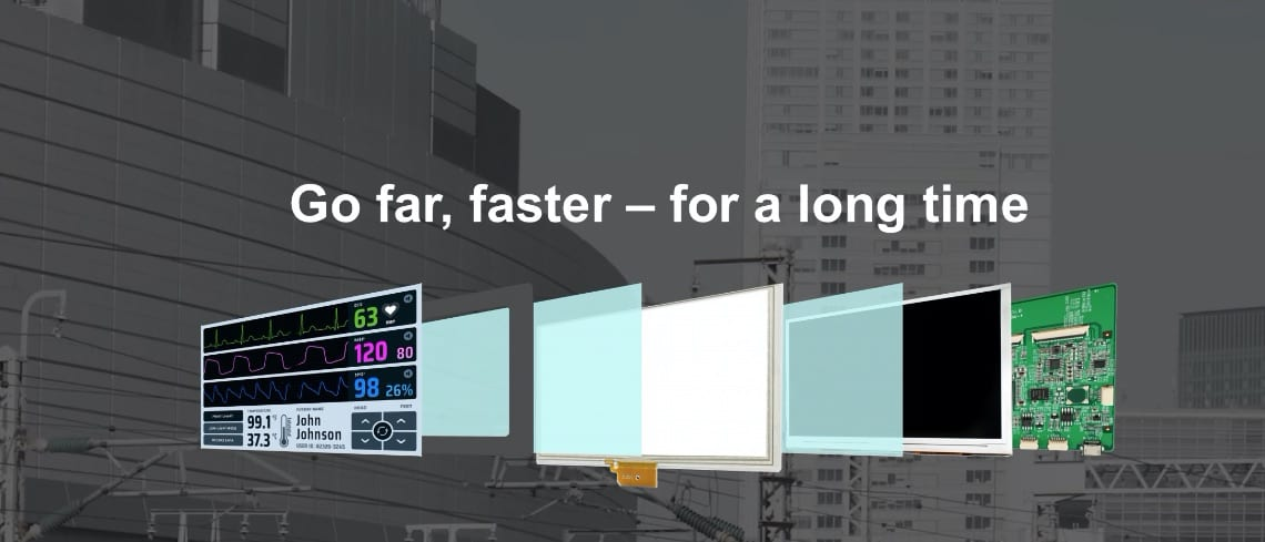 Smart Embedded Display or How Engineers Can Rely on EDT, TouchGFX, and STM32