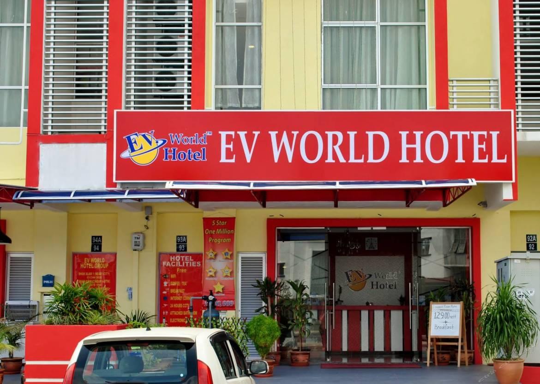EV Hotel World