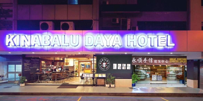 Kinabalu Daya Hotel - STAAH Blog