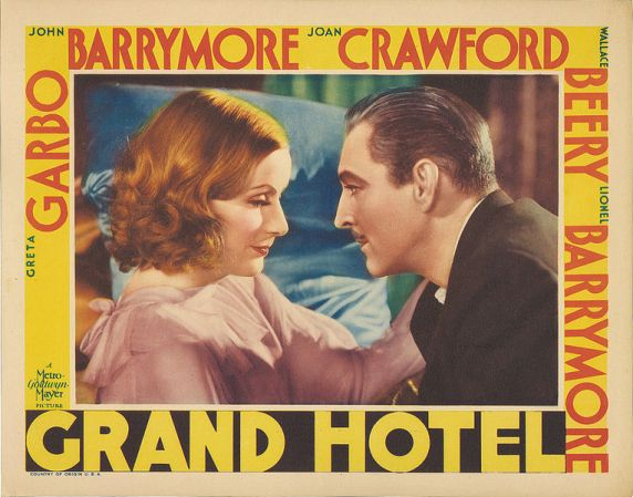 Grand Hotel - 1932