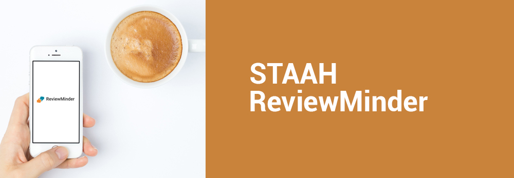 STAAH ReviewMinder