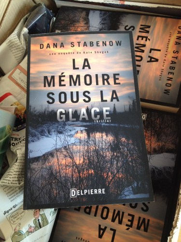 French edition of Though Not Dead
