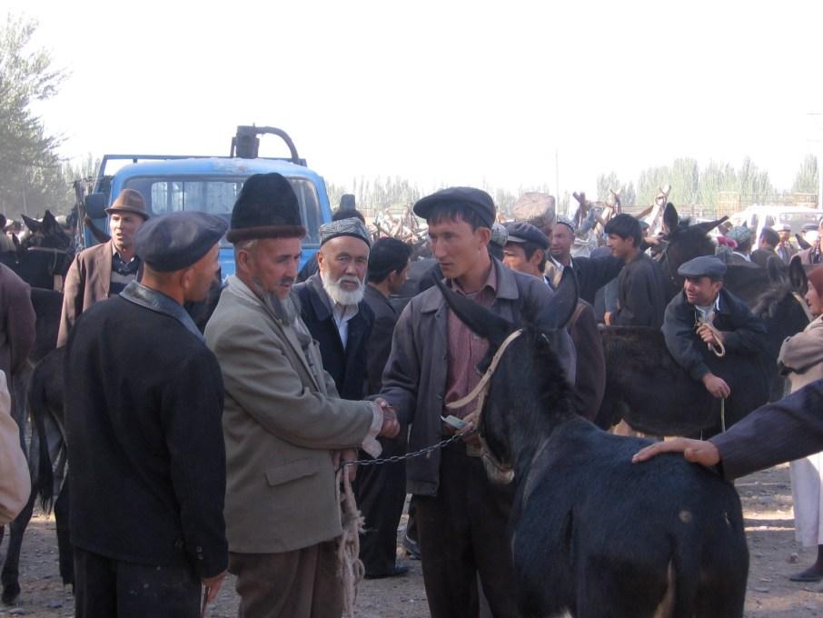 It's a deal - Kashgar