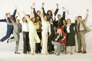 What determines whether your are happy with your job?