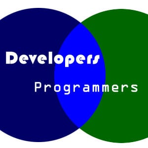 What's the Difference Between a Developer and a Programmer?