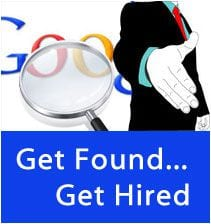Get Found...Get Hired! How to get visitors to your e-resume portfolio site