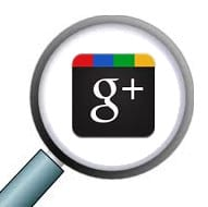 Searching for IT job candidates on Google+