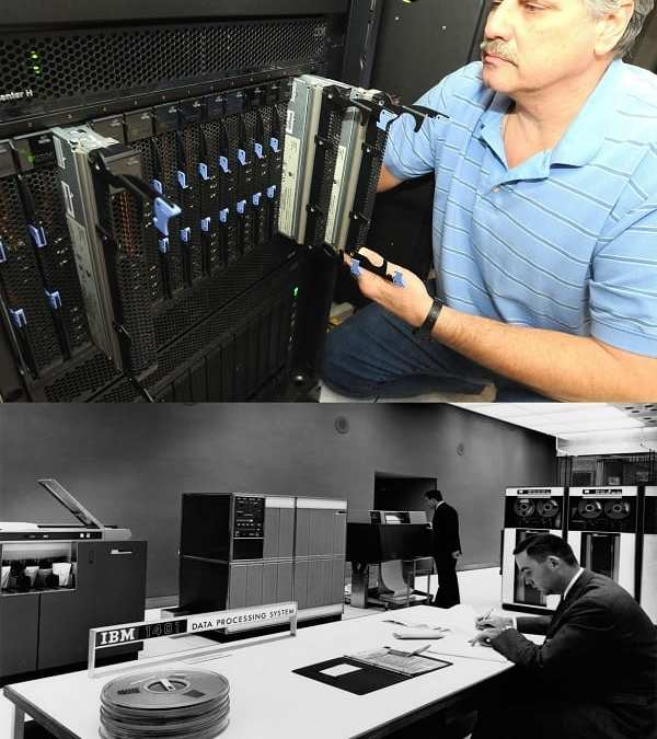 COBOL and the mainframe: big business and big money