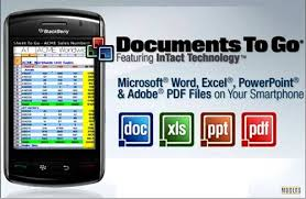 Documents to Go is an essential app for mobile recruiting