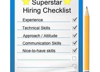 """Superstar hiring checklist: How to speed up your hiring cycle for a """"must-hire"""""""