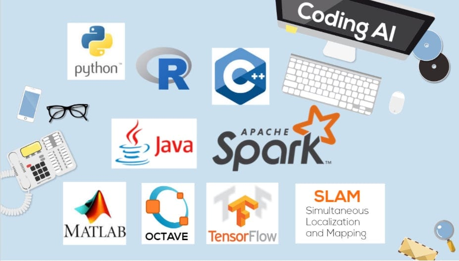 Programming Languages And Skills In Demand For AI Jobs
