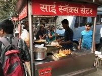 Street Food in Pune