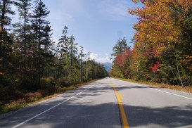 Indian Summer on the Road