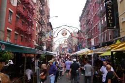 NYC Little Italy