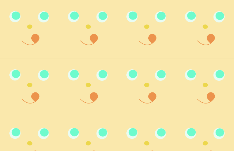 bright background pattern with dots