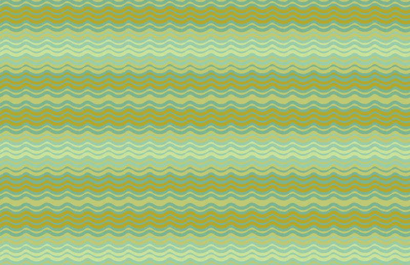 green background pattern, wavy pattern
