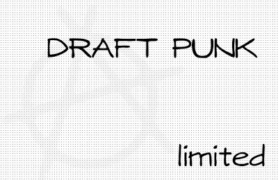 Download Draft Punk Fonts