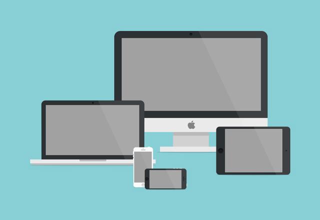 laptop psd, monitor psd, responsive design psds, free photoshop psd