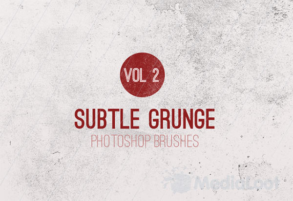 subtle grunge brushes for photoshop, subtle grunge, texture brushes, photoshop brushes