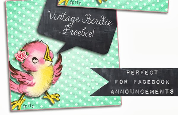 vintage bird, facebook announcement image, blog clip art, clip art, free images, vintage images
